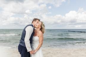 Brautpaarshooting in Zingst