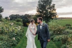 Freda und Stephan – Hochzeit auf dem Rosenhof GroßSiemen
