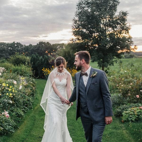 Hochzeit, Brautpaar, Brautpaarshooting
