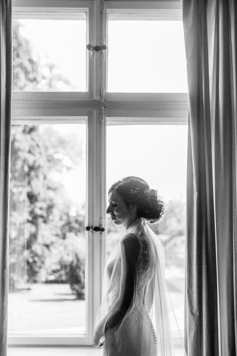 Hochzeit, Braut, Brautkleid, Getting Ready