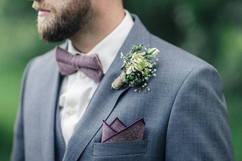 Hochzeit, Bräutigam