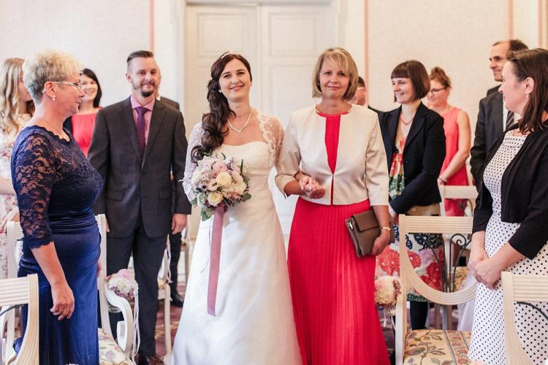 Hochzeit, Schloss Schorrsow, Getting Ready, Trauung