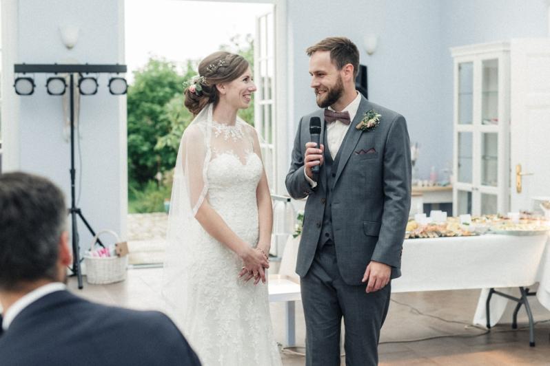 Hochzeit, Brautpaar, vintage, Rede