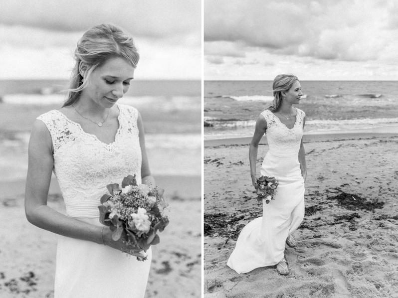 natürliche hochzeitsfotos, authentische hochzeitsbilder, strandhochzeit, hochzeit an der Ostsee, hochzeitsfotograf_rostock